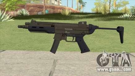 Hawk And Little SMG (Base V1) GTA V for GTA San Andreas