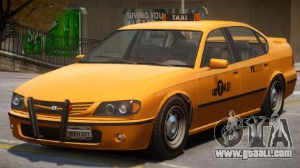Taxi Vapid NYC Style for GTA 4