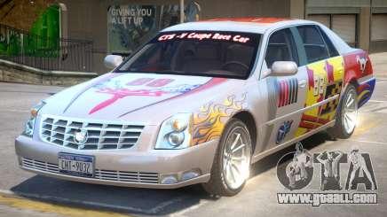 Cadillac CTS V for GTA 4