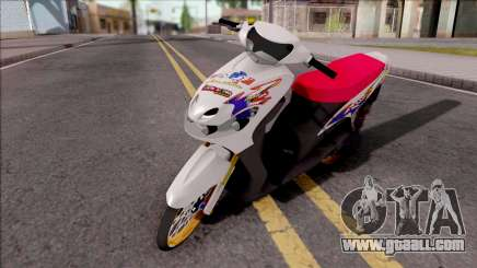 Yamaha Mio MX for GTA San Andreas