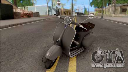 Piaggio Vespa VNB 125 HQLM for GTA San Andreas
