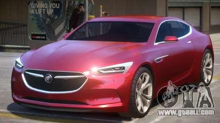 2016 Buick Avista Concept for GTA 4