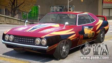 Vigero Racer V2.0 for GTA 4