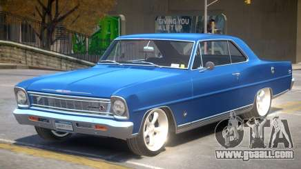 1966 Chevrolet Nova for GTA 4