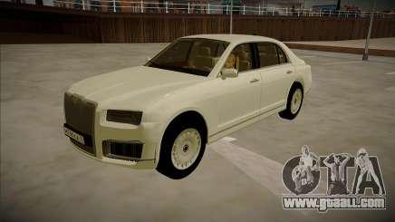 Aurus Senat for GTA San Andreas