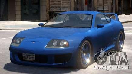 Dinka Jester Revised V1 for GTA 4