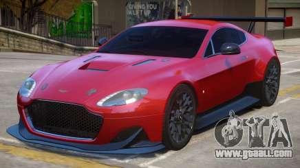 Aston Martin Vantage AMR Pro for GTA 4