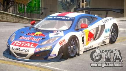 McLaren MP4 PJ5 for GTA 4