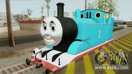 Thomas The Tank Engine for GTA San Andreas