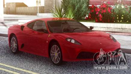 Ferrari F430 Original Red for GTA San Andreas