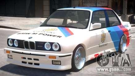 BMW M3 E30 Motorsport for GTA 4