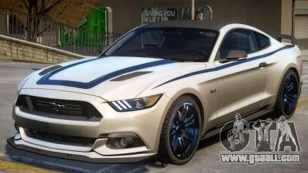 Ford Mustang GT V2 for GTA 4