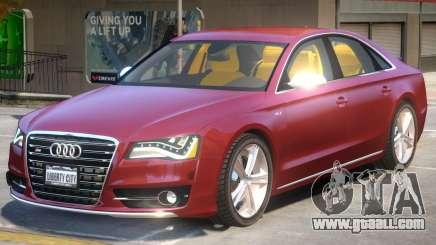 Audi S8 V1.2 for GTA 4