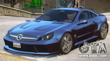 Mersedes Benz SL65 V2 for GTA 4