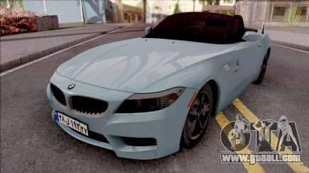 BMW Z4 sDrive 28i for GTA San Andreas