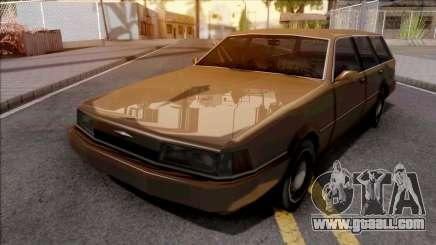 Karin Primo Wagon for GTA San Andreas