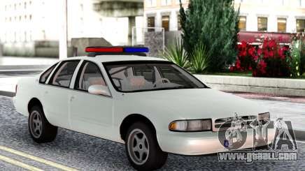 Chevrolet Impala SS for GTA San Andreas