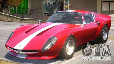 Grotti Stinger GT V2 for GTA 4