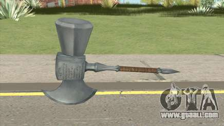 Marvel: Unworthy Thor Hammer MFF for GTA San Andreas