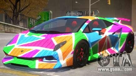 Lamborghini SE PJ4 for GTA 4