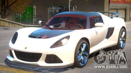 Lotus Exige L1 for GTA 4