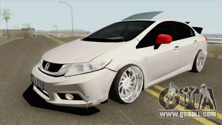Honda Civic 2015 (Turkish Job) for GTA San Andreas