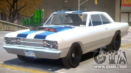 Dodge Dart V2 L3 for GTA 4