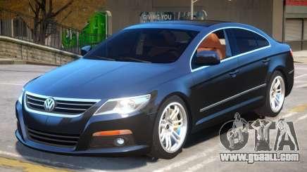 VW Passat CC for GTA 4