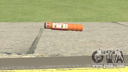 Flare From GTA V for GTA San Andreas
