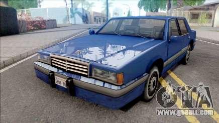 Schyster Empire 1991 for GTA San Andreas