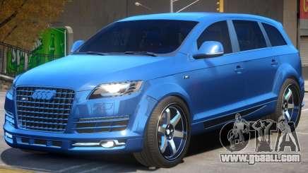 Audi Q7 R1 for GTA 4