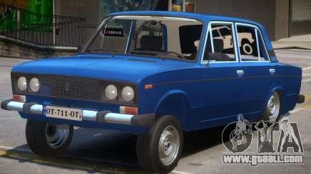 Vaz 2106 V2 for GTA 4