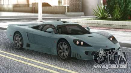 Saleen S7 2004 Grey for GTA San Andreas