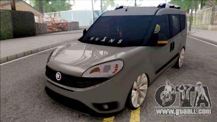 Fiat Doblo 1.3 Multijet for GTA San Andreas