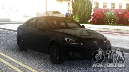 Lexus IS250 2007 for GTA San Andreas