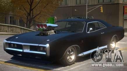 Highway Reaper Dukes V2 for GTA 4