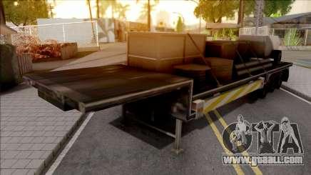 New Artict2 SA Style for GTA San Andreas