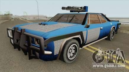 Weaponized Tampa GTA V (SA Style) for GTA San Andreas