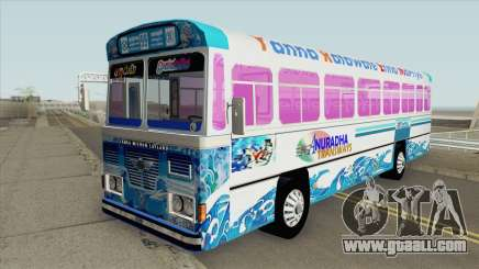 Anuradha Transways for GTA San Andreas