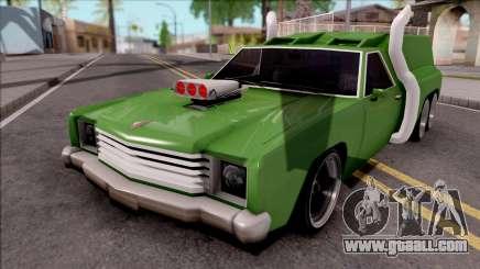 Custom Picador for GTA San Andreas