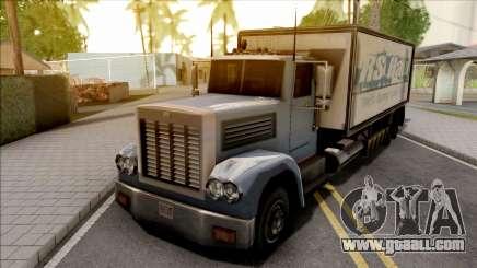 MTL Pounder SA Style for GTA San Andreas