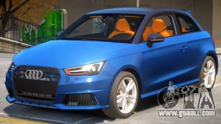 Audi S1 Review for GTA 4