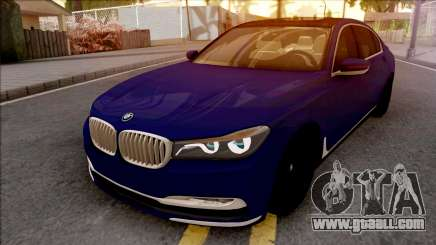BMW 7 Series for GTA San Andreas