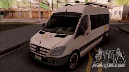 Mercerdes-Benz Sprinter Cdi for GTA San Andreas
