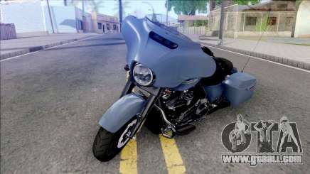 Harley-Davidson FLHXS Street Glide Special 2 IVF for GTA San Andreas