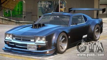 Declasse Sabre GT Custom for GTA 4