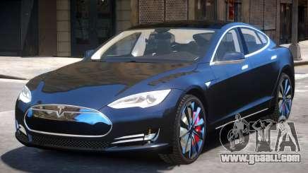 Tesla Model S V1 for GTA 4