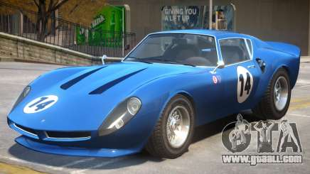 Grotti Stinger GT PJ2 for GTA 4