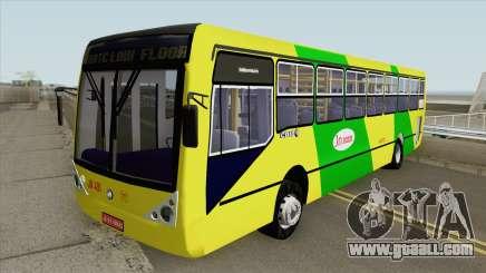 Kurtc Low Floor Bus for GTA San Andreas