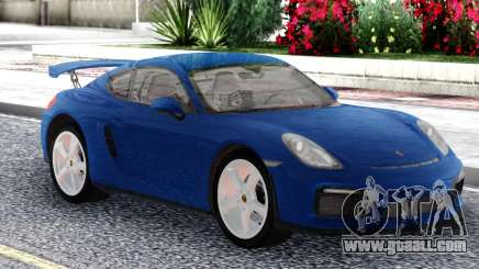 Porsche Vorsteiner GT4 VCS 16 for GTA San Andreas